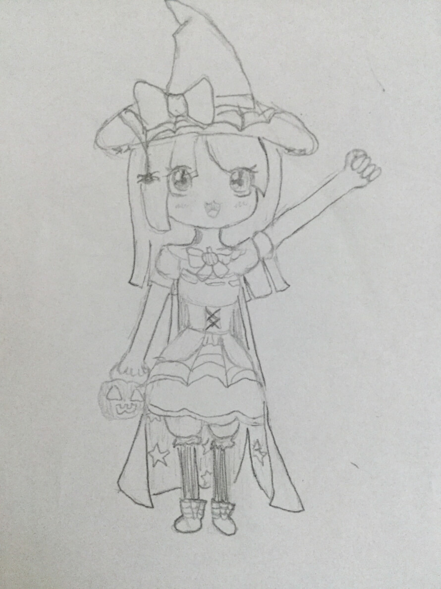I decided to try my hand at drawing! I joined the art club in my school, and we had to draw...
