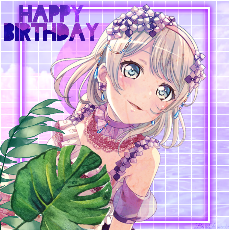 Happy birthday to Eve, my second favorite girl from PasuPare. We gotta respect her for learning and...