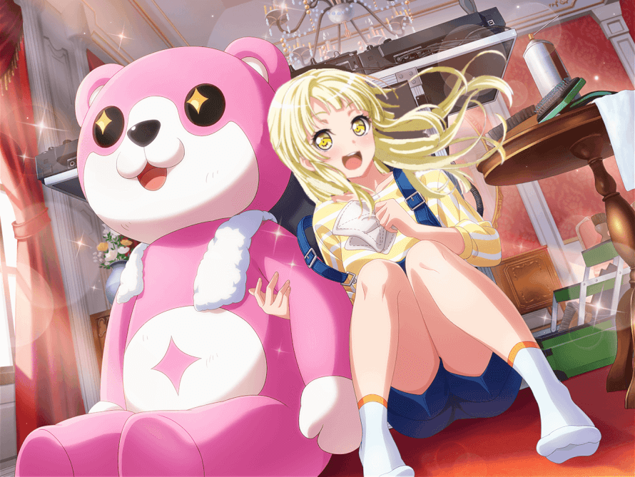 Soooo I made another edit, this one is probably my sloppiest because Kokoro's clothes were covering...