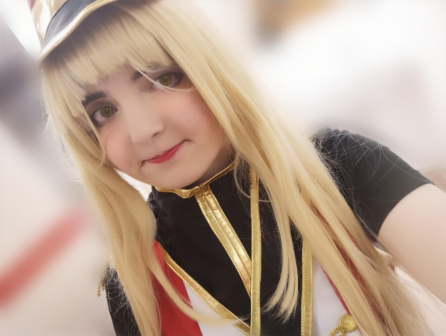 I went to a birthday party last week as Kokoro! It was fun ahah!☺️
