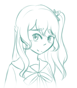 I'm artblocked. here's Kanon