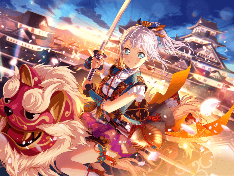 Appreciation post for Eve Wakamiya So i will talk about our bushido master Eve Wakamiya. What i...