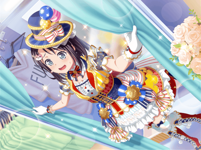 Everyone probably thought we weren't getting Misaki in a HHW costume, or even just a Misaki 4 for...