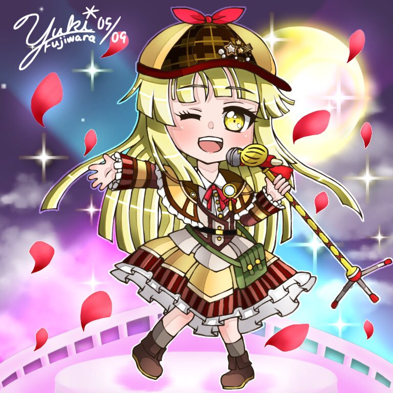 I wanted to share this Kokoro drawing I made for an art contest. This was made few days ago but I...