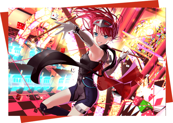 Persona event Tomoe