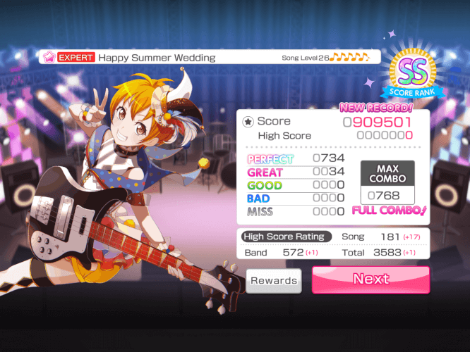 How did I full combo this song on Expert oN MY FIRST TRY