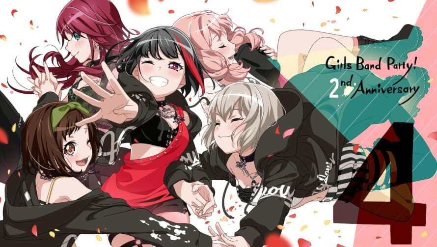 Bandori please stop making me cry with this amazing art  too late. My tears have flooded the house