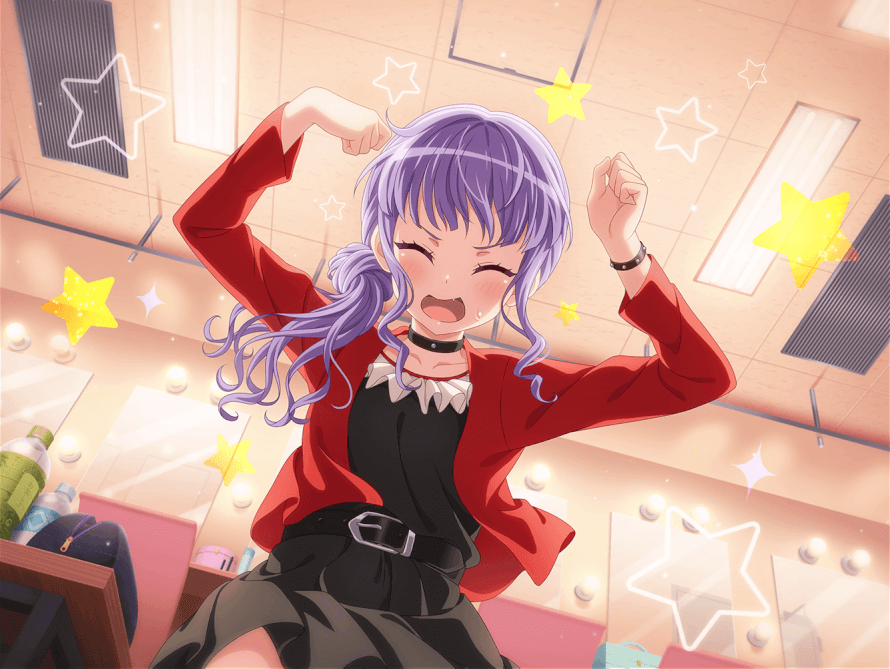 Yea I know I'm supposed to appreciate rinko yukina   BUT GODDAMMIT WHY IS AKO SO PURE ???????