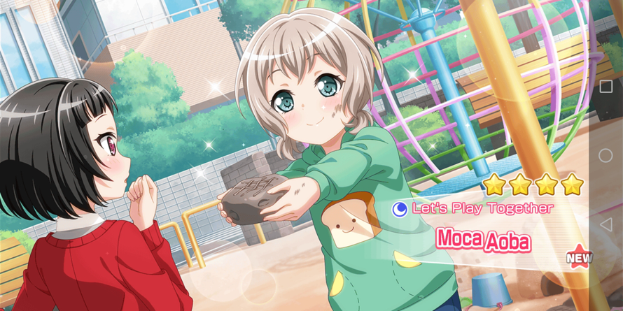 After a long long time of my 4  drought, LOLI MOCA CAME HOME!!!! 