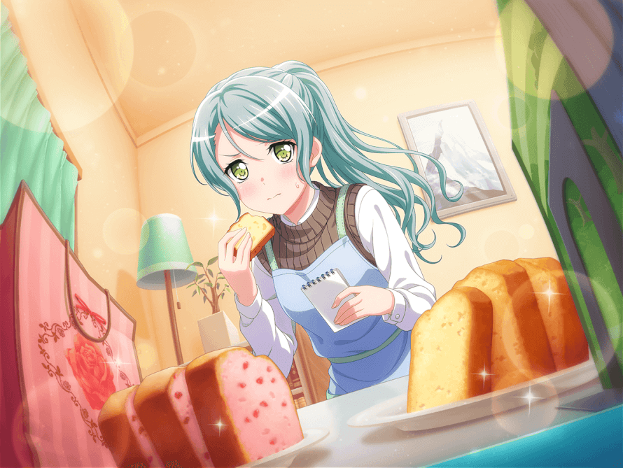 Ponytail Sayo! AAAAAAAAAAAAAAAAAAHHHHHHHHHHHH faints from beauty overload.