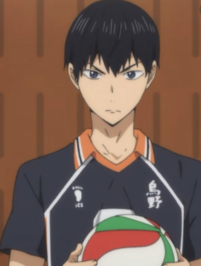 ATTENTION all Haikyuu! fans the winner for best boy is .........  Runner ups: Nishinoya and...