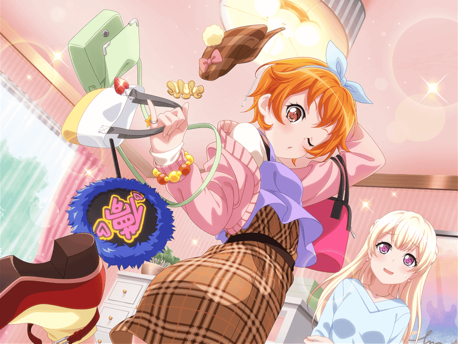 this is the cutest hagumi i've ever seen in my life. we don't deserve this & we never will....