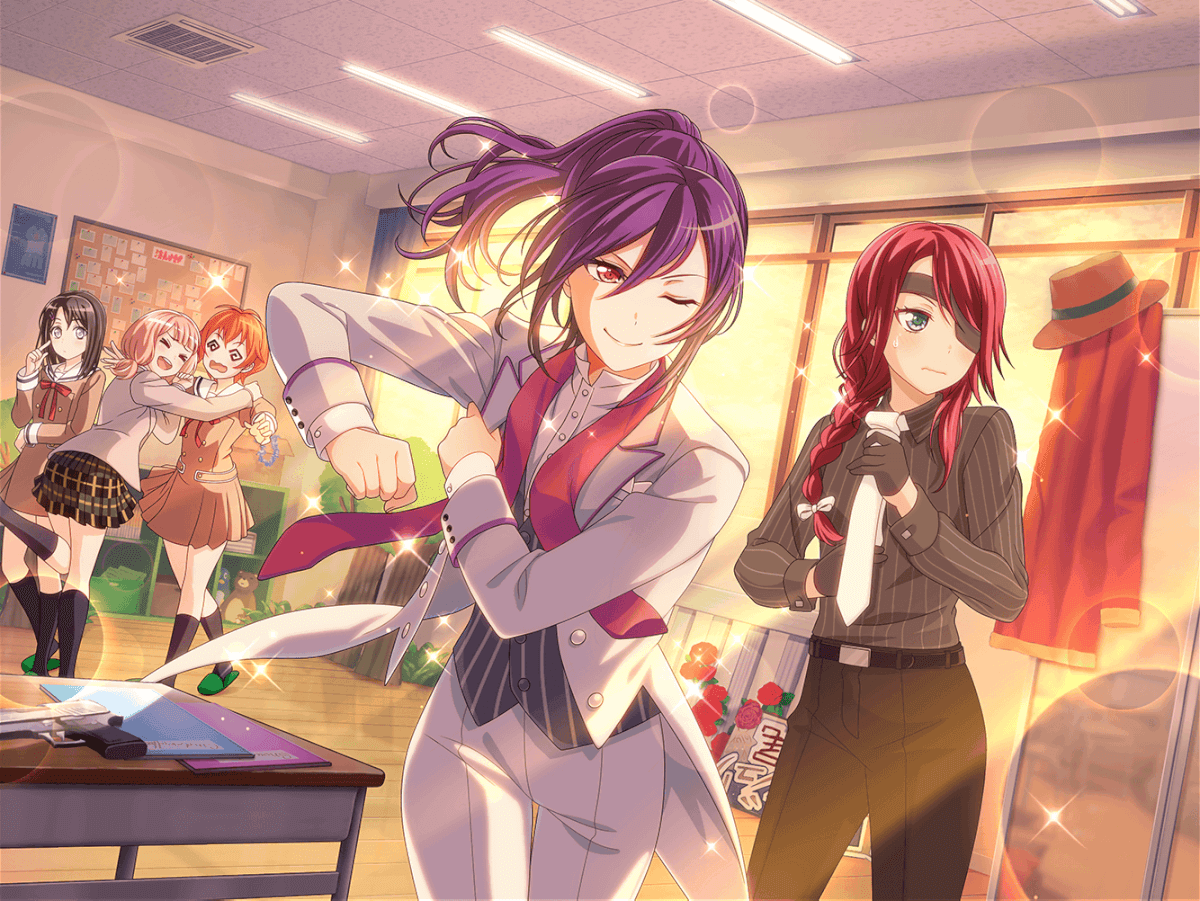 Ok but Kaoru is literally Miss Steal Yo Girl EDIT: MORE PROOF IN THE COMMENTS! EDIT 2: Wow...