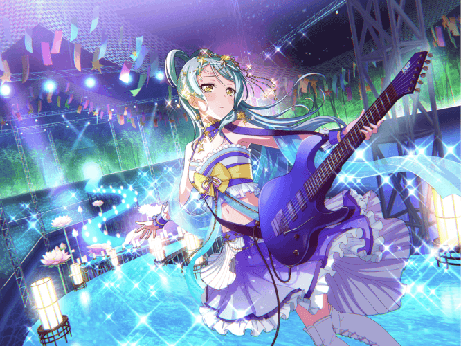 LIKE if u choose SAYO HIKAWA's BATTLE