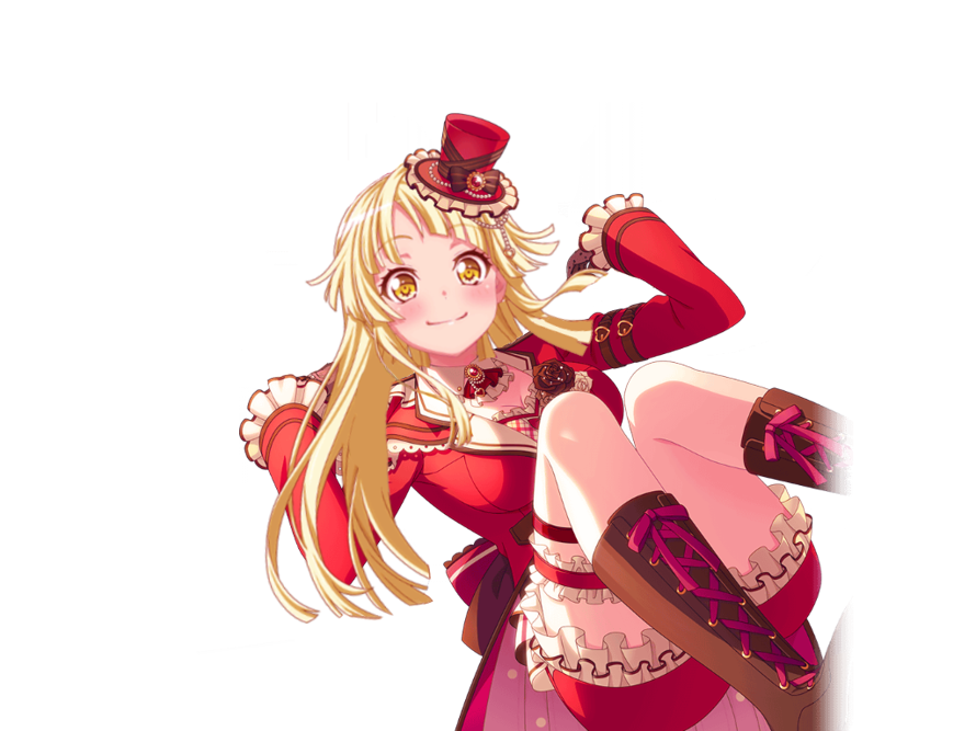 arisa valentines day 2021 card    kokoro