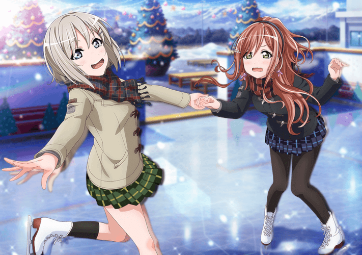 In last july i made edit with Moca and Lisa of cards from llsif. That will be cool if i hear ur...