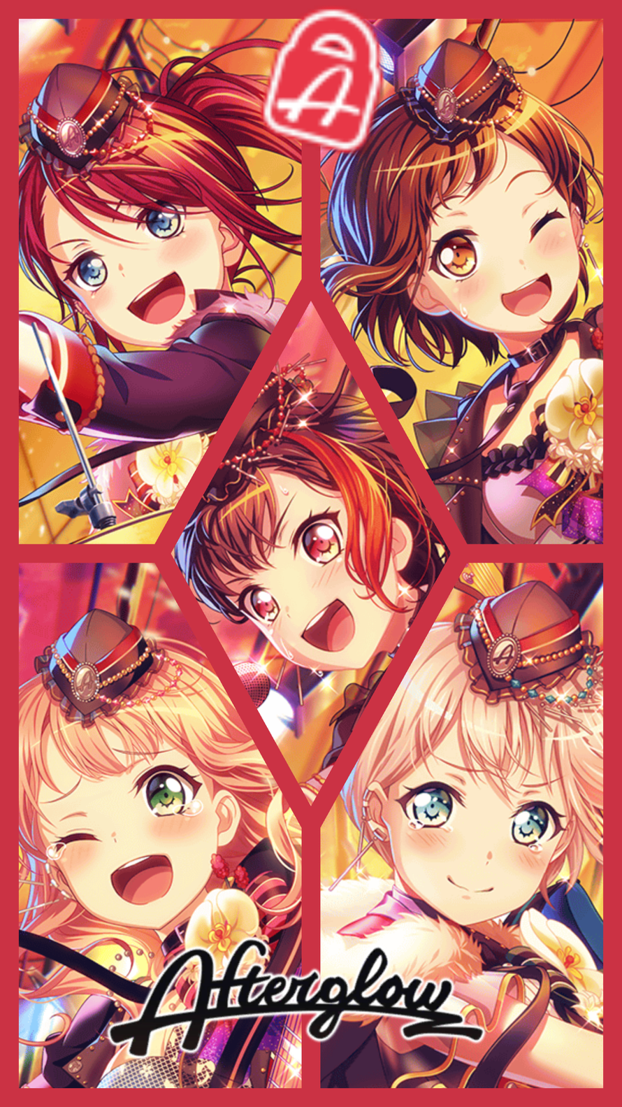 Afterglow is here!