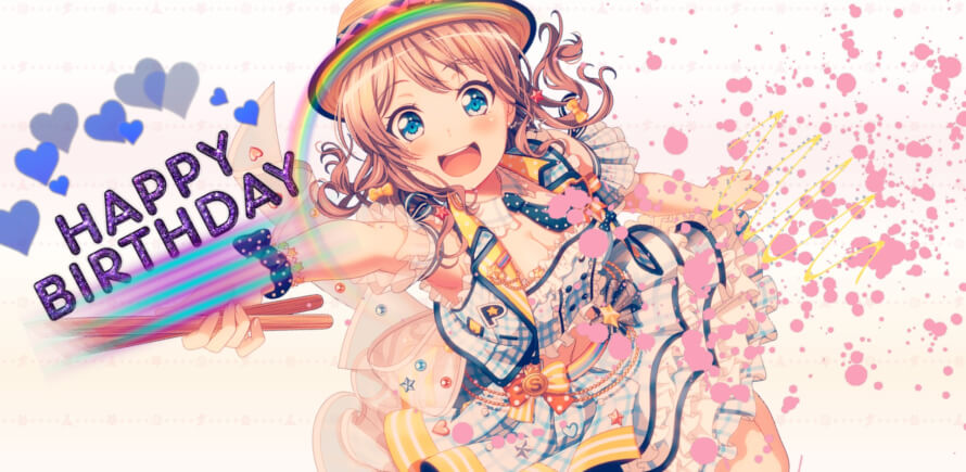 Happy birthday saaya