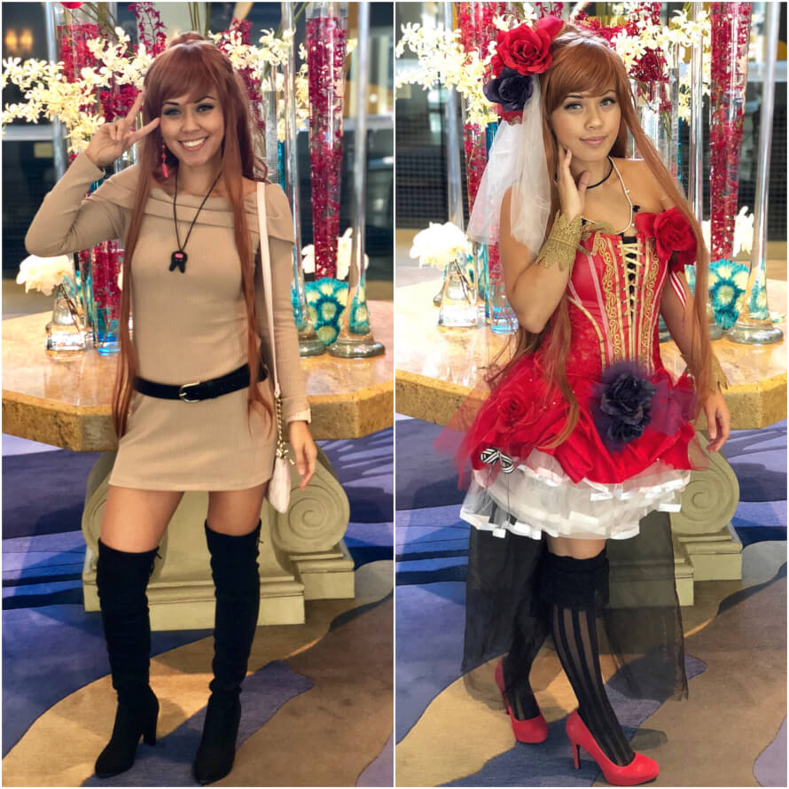 Hello everyone! I go by Tochii and here are my entries for the cosplay contest as Lisa Imai! Some of...