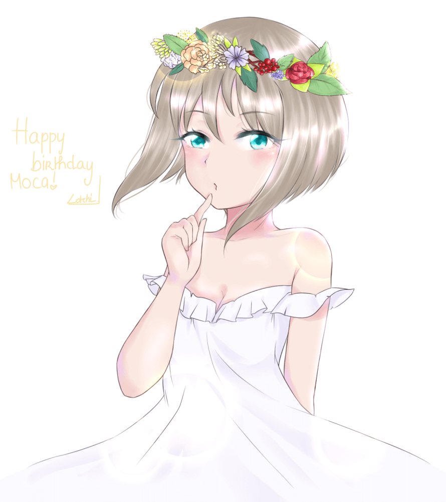 Happy Birthday Moca! 09/03
