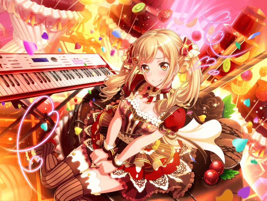 This is, in my opinion, is Arisa's best card. One of the three cards I feel I need. Everything about...