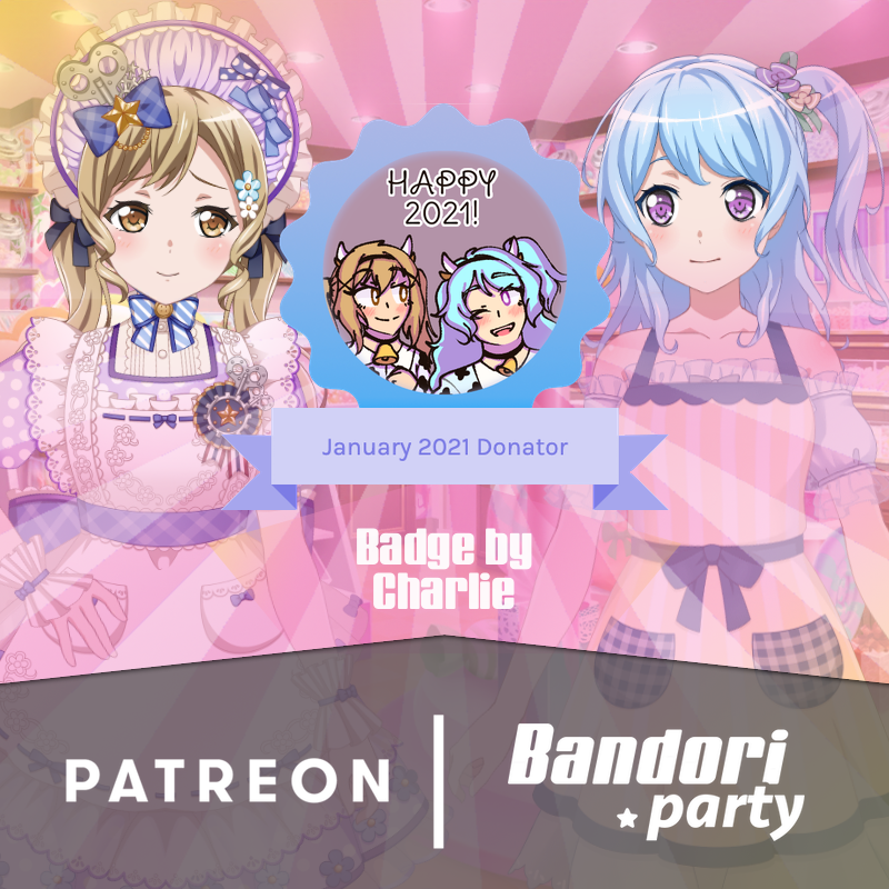 February's limited badge is here! 🤩🎉