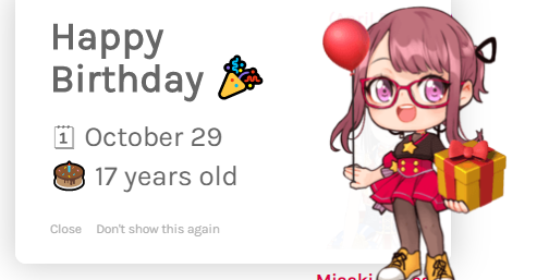 Feels good to see this. Thanks bandori.party : 