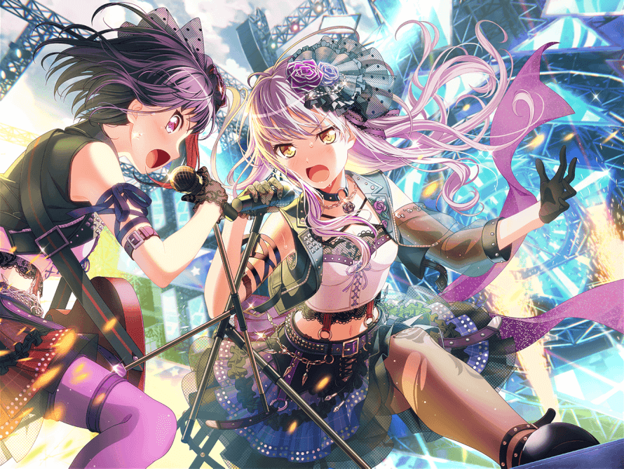 RAN AND YUKINA RAP BATTLE LET'S GOOO