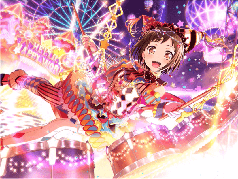 For all of you deprived Tsugu fans, I made an edit! I thought she'd look cute in this Kanon card, so...