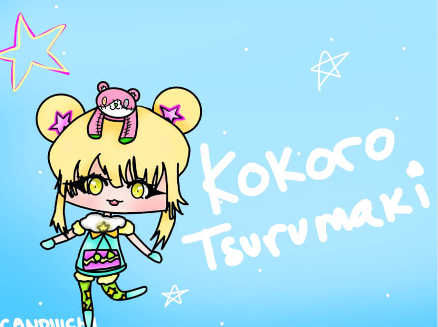 Kokoro Fanart  2