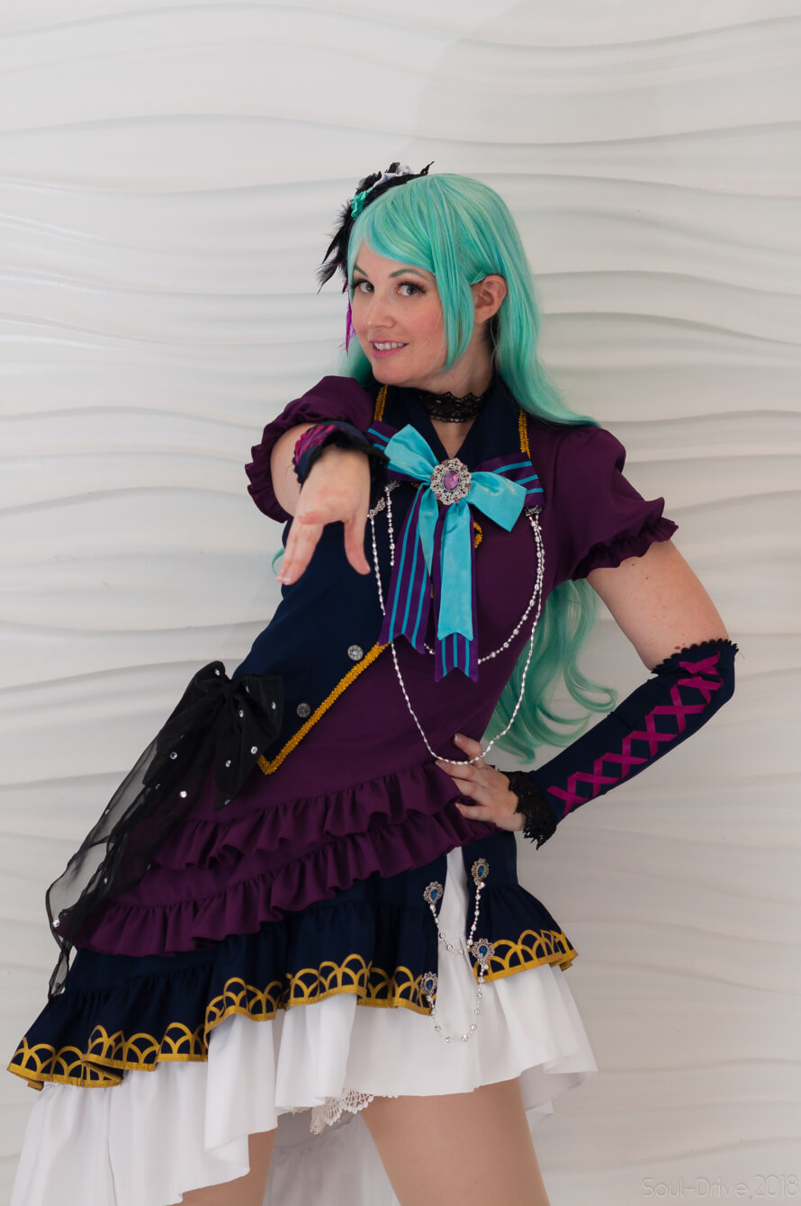 A solo shot of me as best girl Sayo. She is very dear to me. I'm working on her Tanabata costume for...