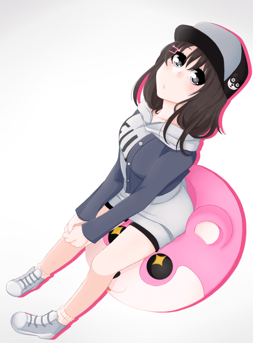 Misaki would be my 2nd favorite character in BanG Dream! Though I don't relate to her a lot compared...