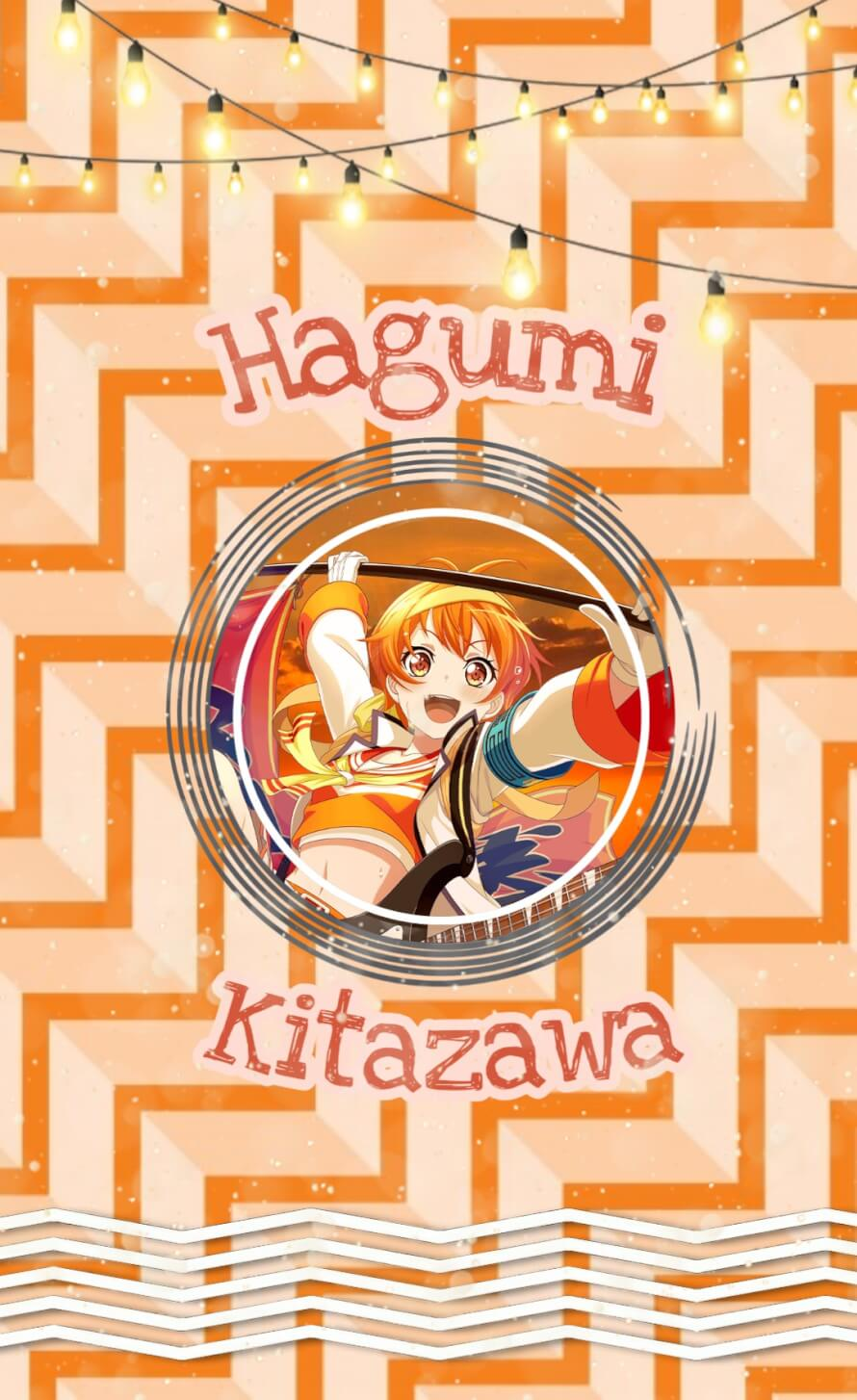 Next up on the amateur edits of HHW, is Hagumi! I'll probably do one for Misaki next.
