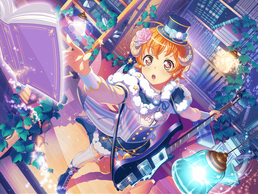 Also this card is perfect?! Shgifidifgsh HAGUMI KITAZAWA APPRECIATION POST Yes, Kanon is my...
