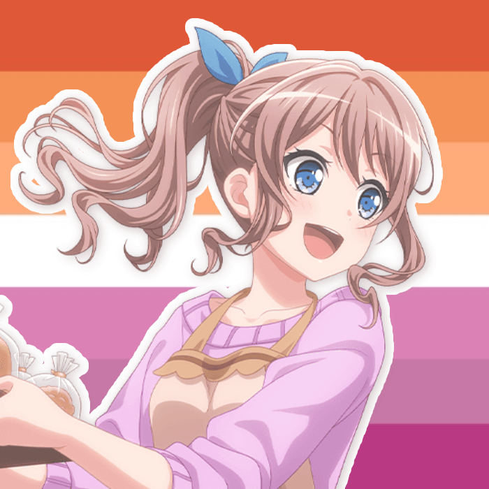hello im a lesbian and happily married to my wife saaya whos also a lesbian
