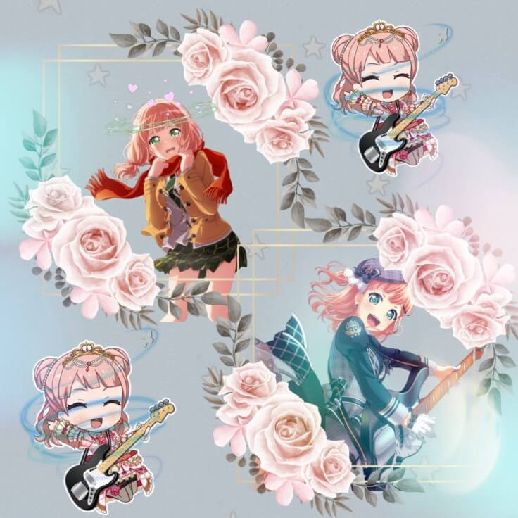 Happy Birthday to the most Cutest Bassist. Himari Uehara. More Teasing to Come~   Obviously an...