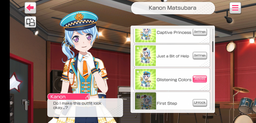 Police Kannon is so cute!