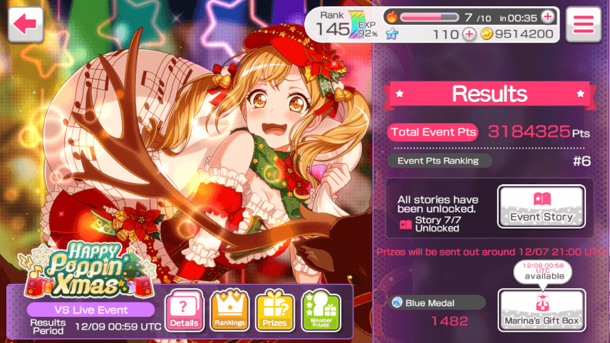 Finally, the event is over! This was my first time attempting top 10 and I'm glad I was able to get...