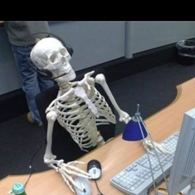 Me waiting for Bandori to add Monochrome no Kiss cover by Roselia