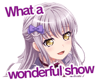 "Prelude's Replay ""What a wonderful show"""