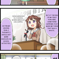 Arisa's Student Council Journey
