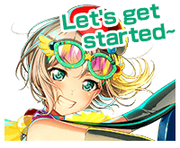 "Girls Anthology ""Let's get started~"""