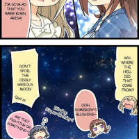 Arisa's First Star