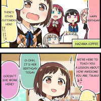 Tsugumi And Those Around Her