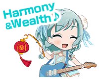 Harmony & Wealth ♪