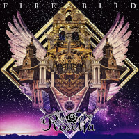 FIRE BIRD Blu-ray Album Cover