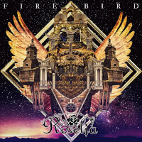 FIRE BIRD Album Cover