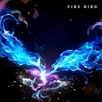 FIRE BIRD Original In-Game Cover