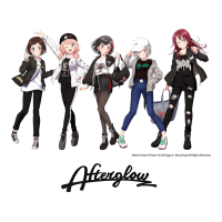 Afterglow x GEKIROCK Collab