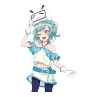 bilibili Collab Visual - Hina (GBP CN)